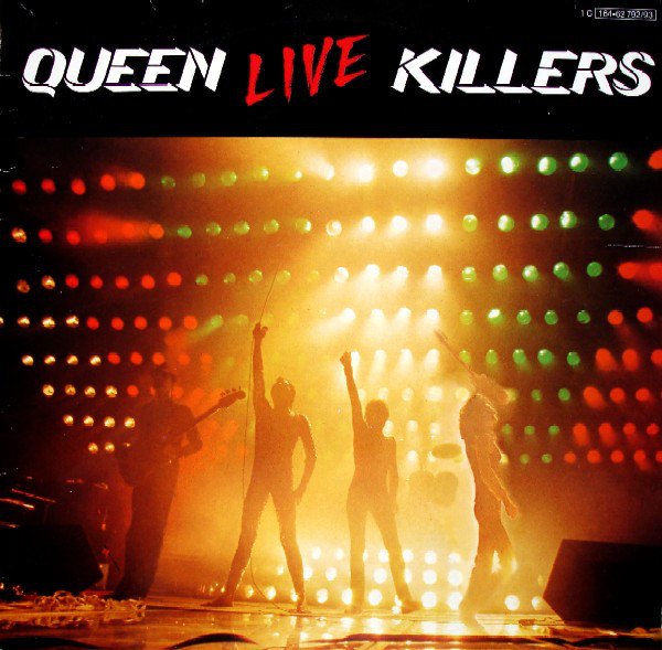 Queen live killers cover