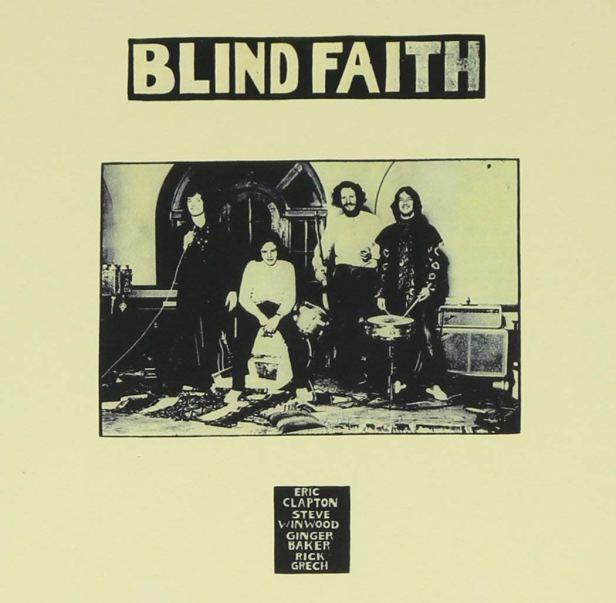 Blind faith capa censurada entre acordes