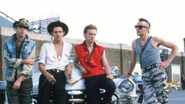 The Clash 1983