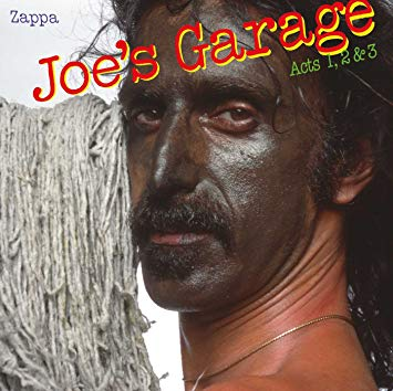 Frank Zappa Joe's Garage