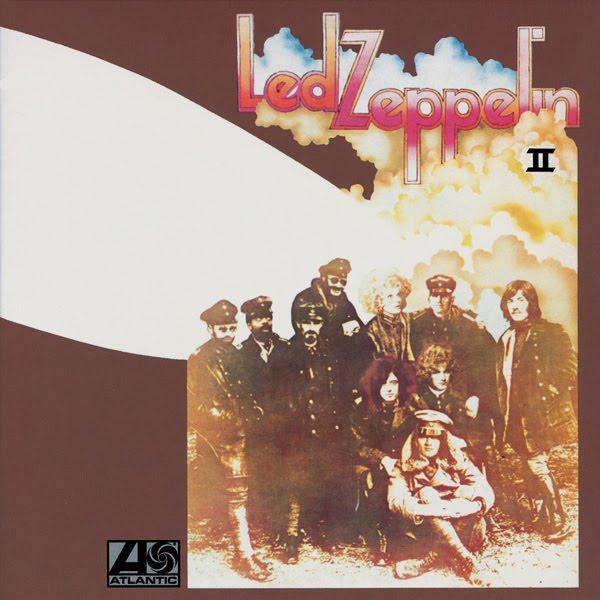 Led Zeppelin 2 cover album