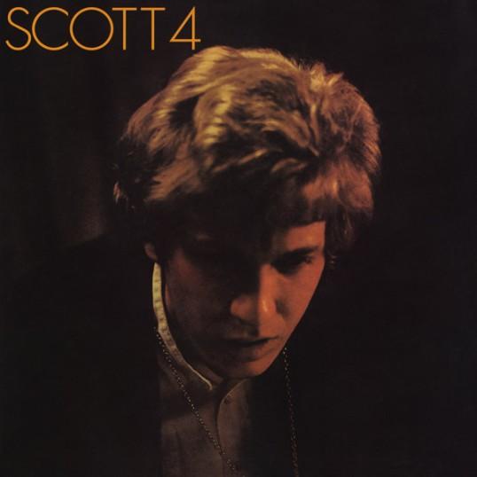 Scott 4 Album Cover