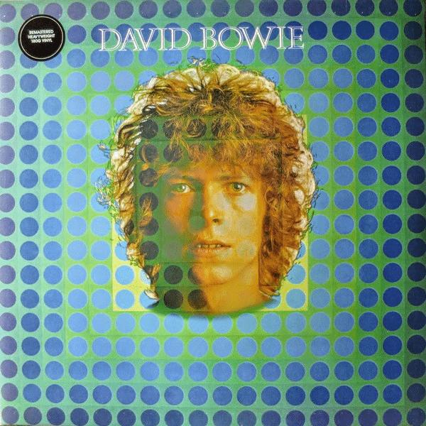 David Bowie Space Oddity Album Cover