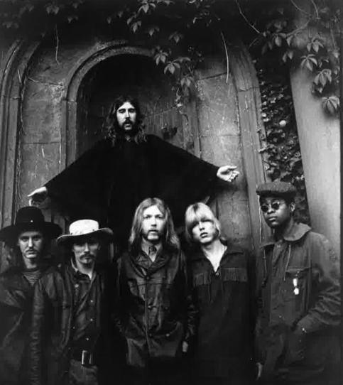 The Allman Brothe Band 1969