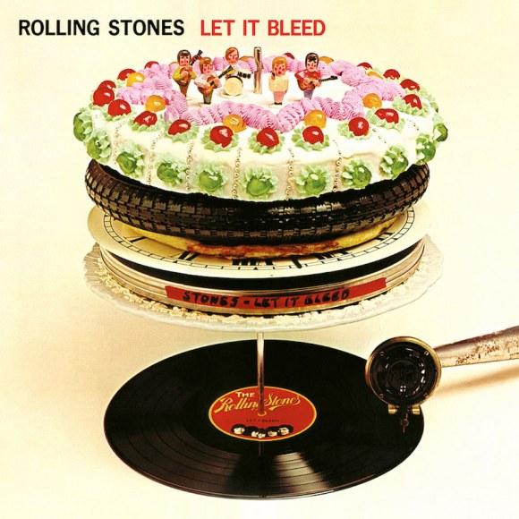 Let It Bleed Album Cover