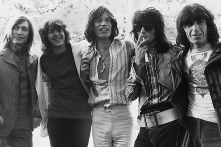 The Rolling Stones Band 1969