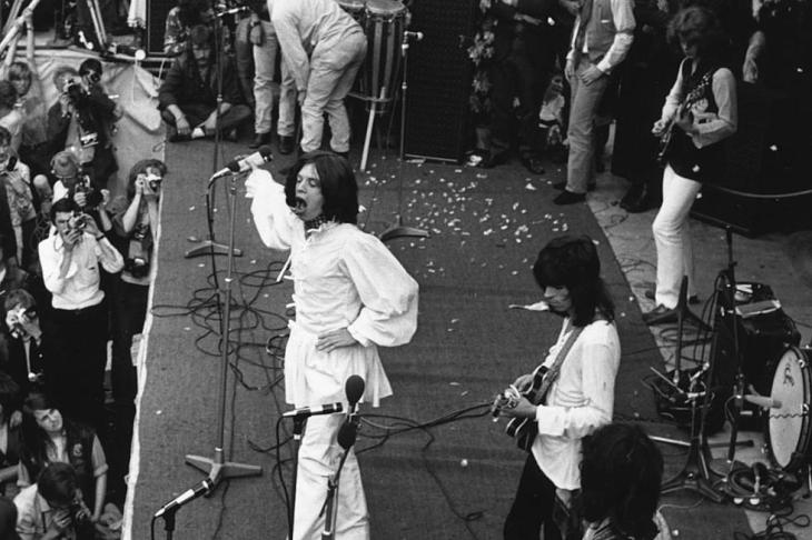 The Rolling Stones Live At Hyde Park
