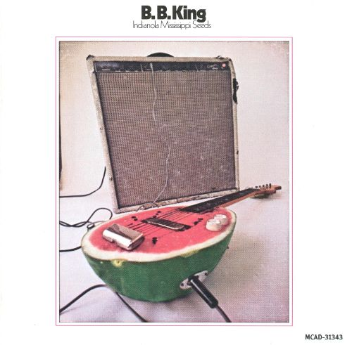 BB King Indianola Mississipi Seeds Album Cover