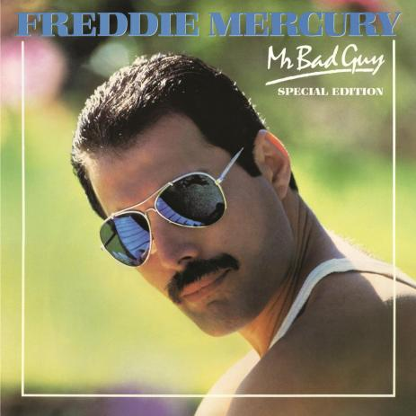 Mr. Bad Guy Album