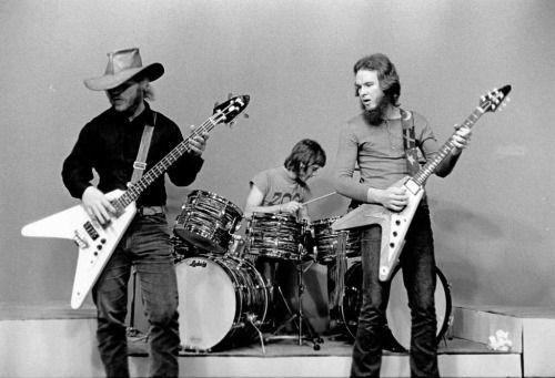 ZZ Top 1975