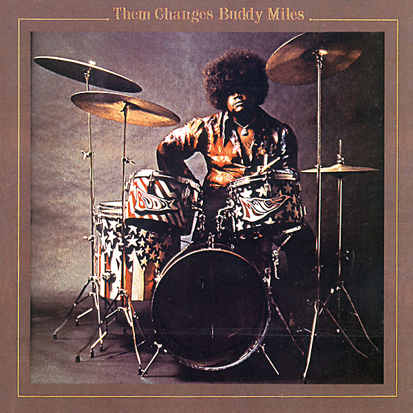 Buddy Miles Album Cover Them Changes
