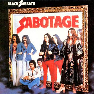 Sabotage Cover