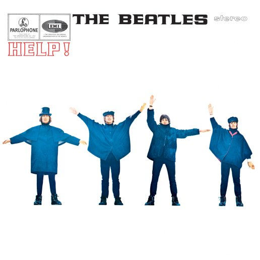Help Album Cover