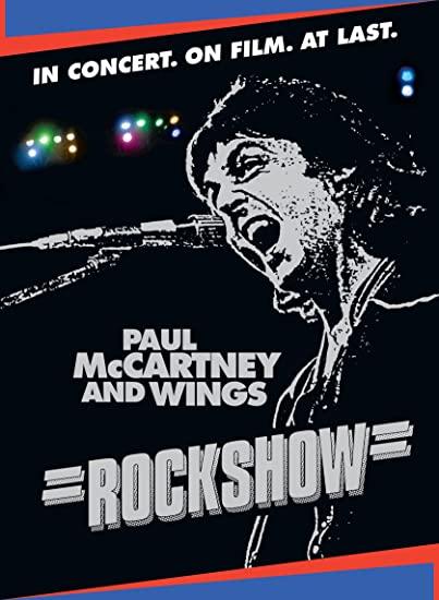 Rockshow DVD