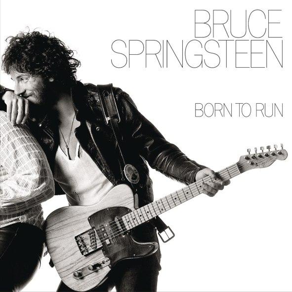 Born To Run Album Cover Entre Acordes