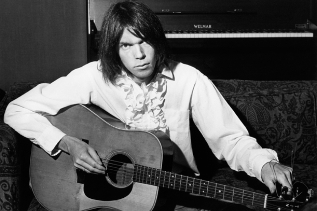 Neil Young 1970