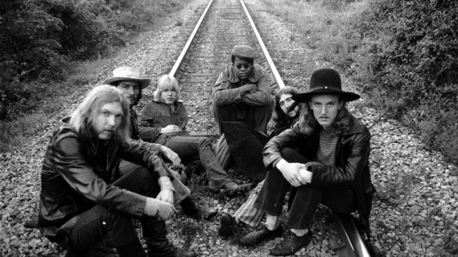 The Allman Brothers Band 1970