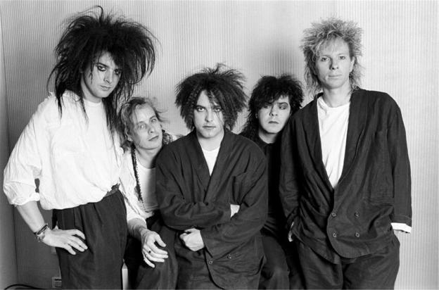 The Cure 1985