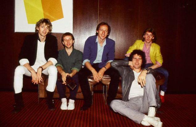 Dire Straits 1980