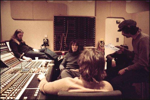 Pink Floyd Studii