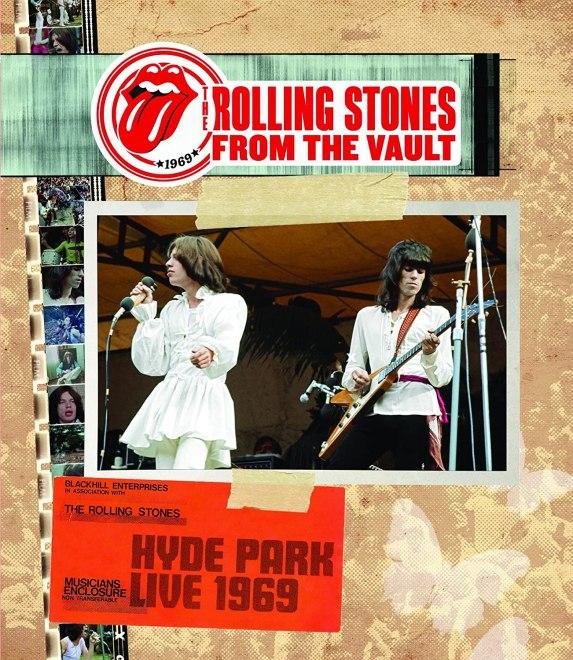 Stones Hyde Park 69 DVD