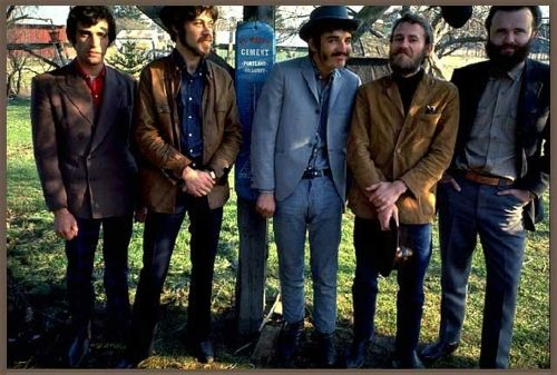 The Band 1968