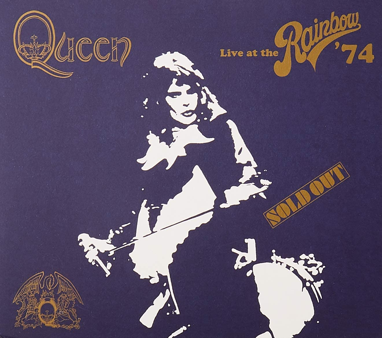 Queen Live At Rainbow