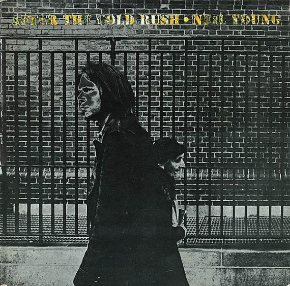 Neil Young After The Gold Rush Album