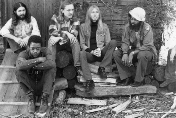Allman Brothers 1973